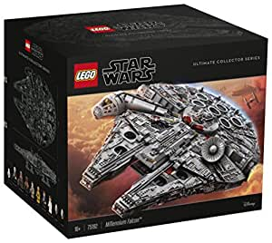 Travel the LEGO® galaxy in the ultimate Millennium Falcon!
