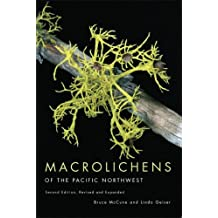 Macrolichens of the Pacific Northwest, Second Ed.