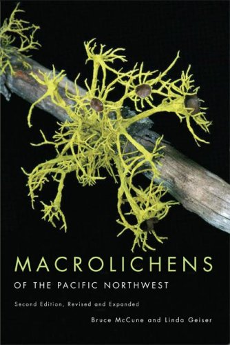 Macrolichens of the Pacific Northwest, Second Ed. [Bruce McCune] (Tapa Blanda)