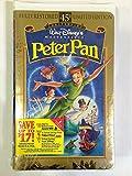 peter pan disney vhs - Walt Disney's