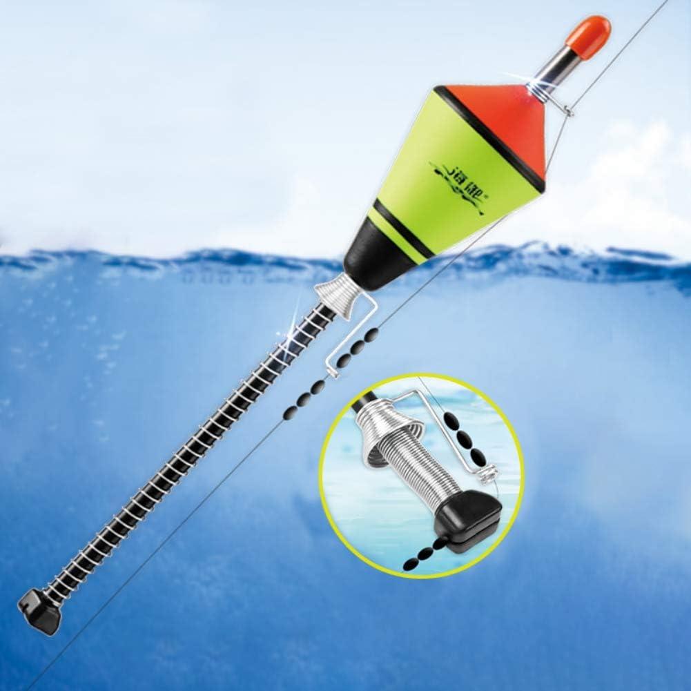 Portable Automatic Fishing Float Fishing Bobber Kit Carp Floating Device