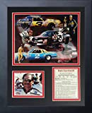 "Legends Never Die ""Dale Earnhardt Sr."" Framed Photo Collage, 11 x 14-Inch"