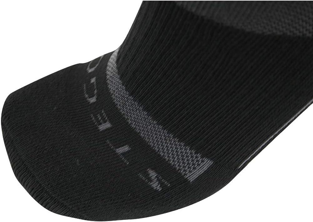Stego StrideTec Performance No Show Socks Medium Cushion Unisex