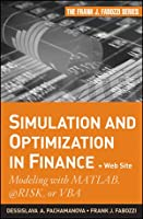 Simulation and Optimization in Finance Front Cover