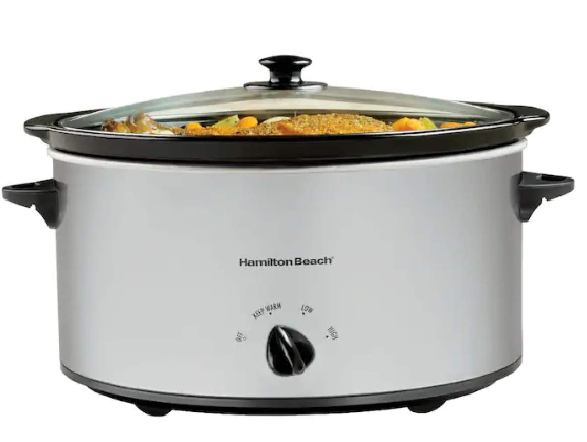 Hamilton Beach 33167 6-qt. Slowcooker