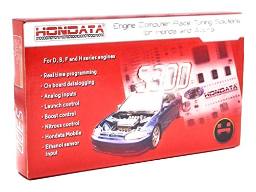 Hondata s300 w/ All Features S300 Engine Management Stand Alone (Best Standalone Engine Management)