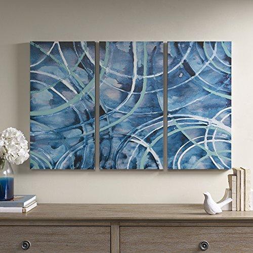 Décor 5 - Printed Triptych Canvas Set - 3 Pieces, 14'' x 28