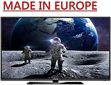 Smart TV Android miracast WiFi 50 49 Pulgadas Full-HD DVB-T2 400 Hz Vivax: Amazon.es: Electrónica