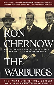 The Warburgs: The Twentieth-Century Odyssey of a Remarkable Jewish Family 0679743596 Book Cover