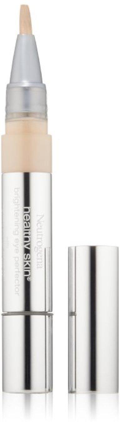Neutrogena Healthy Skin Brightening Eye Perfector, Light [10] 0.17 oz (Pack of 3)