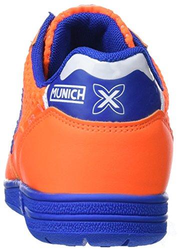 1510829 Unisex Bambini 3 Kid Multicolore G – Munich Fitness Multicolor da Scarpe Breath gTqxPA