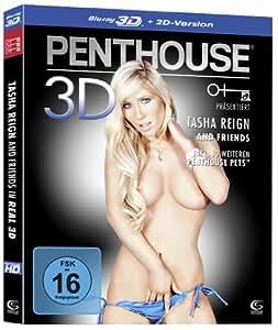 PENTHOUSE präsentiert Tasha Reign and Friends [3D Blu-ray + 2D Version] [Alemania] [Blu-ray]