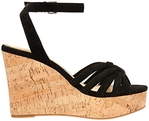 Black Sandal Fallon Wedge Splendid Women's HwYqAFFO