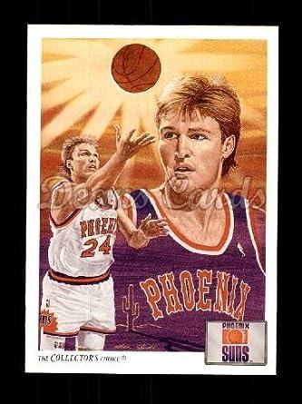 1991 Upper Deck 95 Suns Team Tom Chambers Phoenix Basketball Card Deans