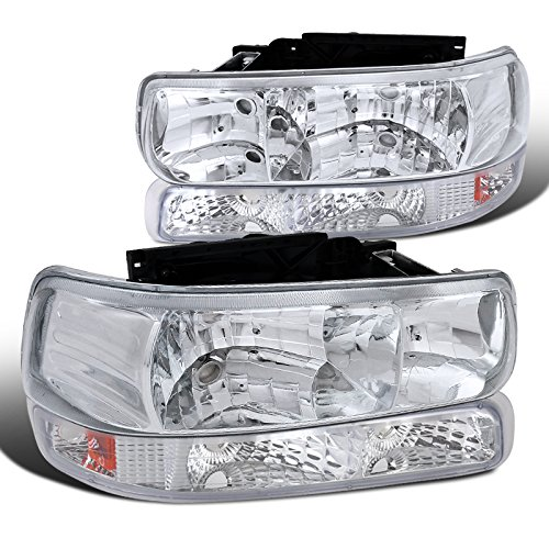 01 silverado euro headlights - 3