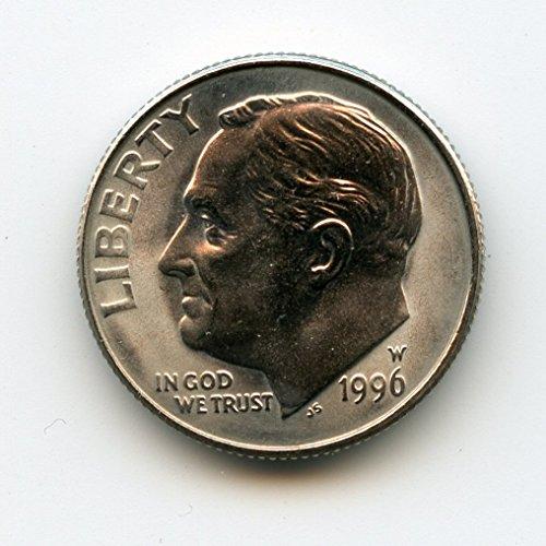 1996 W Roosevelt Dime MS-67+ - Ms67 Dimes