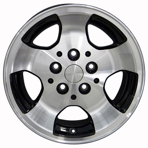 Amazon Com Oe Wheels 15 Inch Fits Jeep Cherokee Wrangler Wrangler