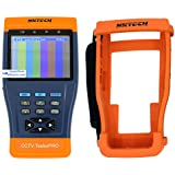"""NKTECH ST893 3.5"""" Inch LCD Monitor CCTV Camera Video PTZ RS485 UTP Tester Meter for On-site Installation and Maintenance of Video Monitoring System"""