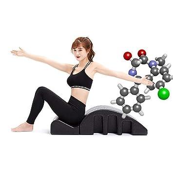 Lxyxyl Lecho De Columna De Yoga Pilates, Corrección De ...