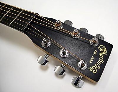 Martin X Series 2015 LX Little Martin Acoustic Guitar Black