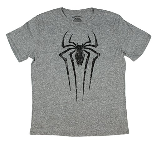 Marvel Comics Amazing Spider-Man Logo Licensed Graphic T-Shirt