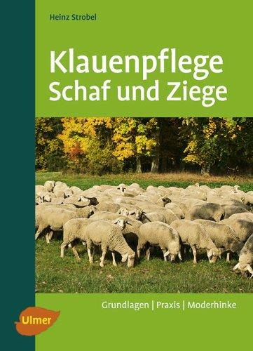 Klauenpflege Schaf und Ziege: Grundlagen/Praxis/Moderhinke