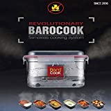Barocook Rectangular Flameless Cookware System
