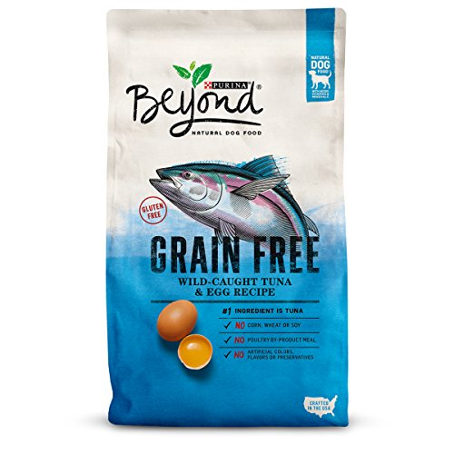 Purina Beyond Grain Free Wild-Caught Tuna & Egg Recipe Adult
