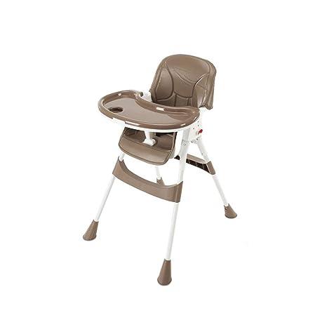 ZXQZ Silla alta for bebé, mesa y sillas de comedor for niños del ...