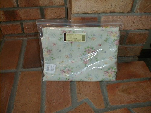 Longaberger Large Hamper Basket Mixed Bouquet Fabric Liner Over Edge New In Bag