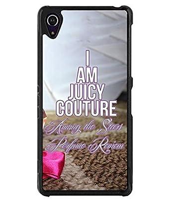 Sony Xperia Z2 caso Juicy Couture - Carcasa Anti Polvo ...