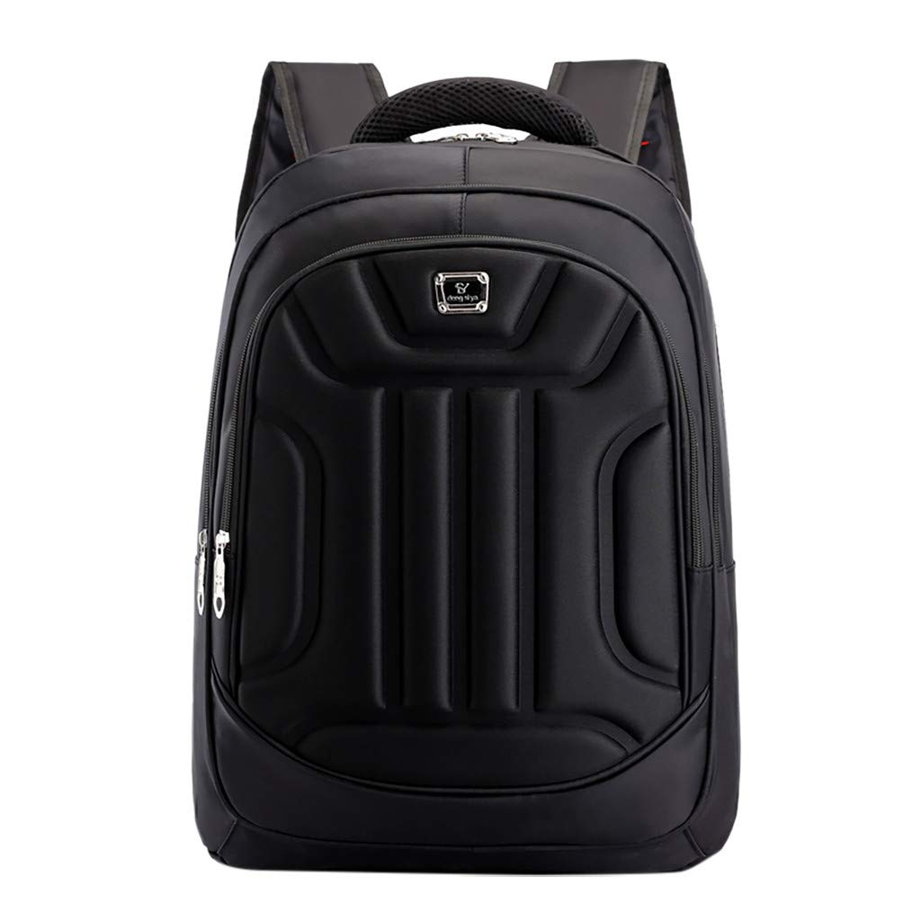 Ganenn New Outdoor Business Laptop Backpack School College Computer Bag Travel Backpack for Women & Men (D)
