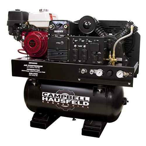 Campbell Hausfeld 3-in-1 Truck Mount 30 Gallon Air Compressor/Generator/Welder GR3200