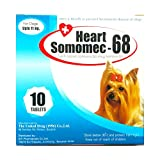 store (Shop 24hours) Product Offering Heart Somomec-68 Heart Worm Prevention for dogs weighing no more than 24 lb.(10 Tablets)
