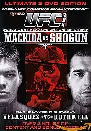 UFC 104: Machida VS Shogun [DV...