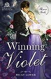 Winning Violet (Flower Girls Book 1)