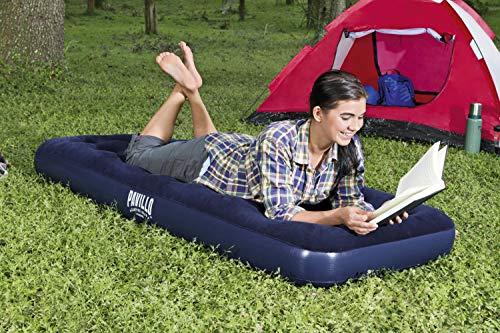51OcJRJpnYL Bestway Luftbett Comfort Quest Double Size, 191 X 137 X 22 cm, 67002