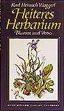 Heiteres Herbarium: Blumen und Verse