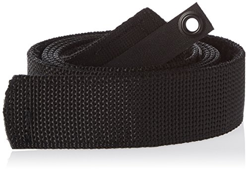 Uncle Mike's Kodra Nylon Web Deluxe Inner Duty Belt (Large, Black) ()
