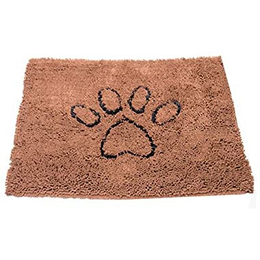 Dog Gone Smart Dirty Dog Doormat, Medium, Brown