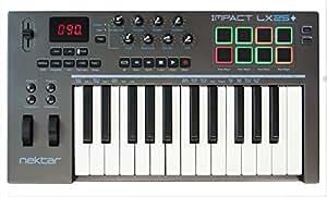 Nektar Impact LX 25+   controlador USB MIDI de Studio   LX de 25Plus   nuevo