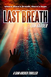 Last Breath by Tom Barber ebook deal