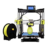 KKmoon High Precision Desktop 3D Printer Kit Reprap  i3 DIY Self Assembly 12864 LCD Screen Acrylic Frame Printing