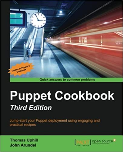 Puppet Cookbook