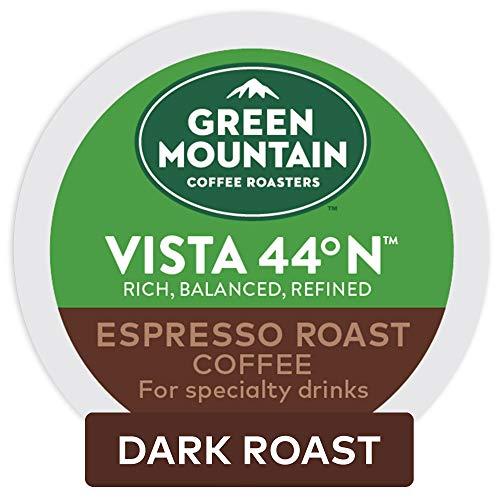 Green Mountain Coffee Roasters Vista 44°N, Single Serve Coffee K-Cup Pod, Flavored Coffee, 48