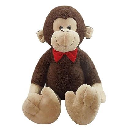 Amazon Com Goffa Jumbo Monkey 52 Toys Games