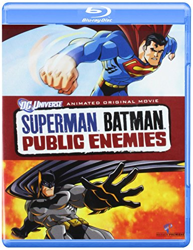 DCU: Superman/Batman: Public Enemies (Blu-Ray)