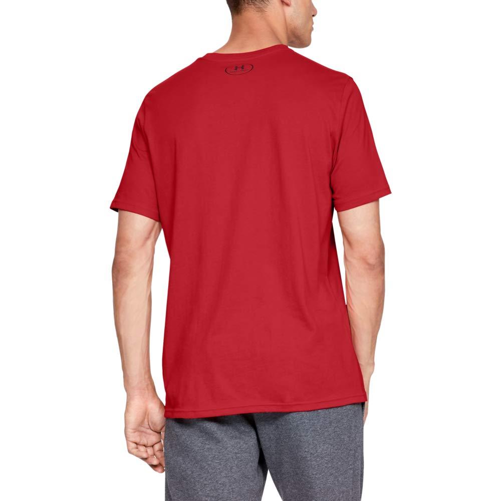 Camiseta Hombre Under Armour UA Boxed Sportstyle Short Sleeve