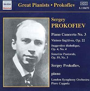 Prokofiev Plays Prokofiev