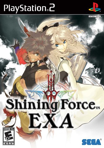 Shining Force EXA PlayStation 2 product image